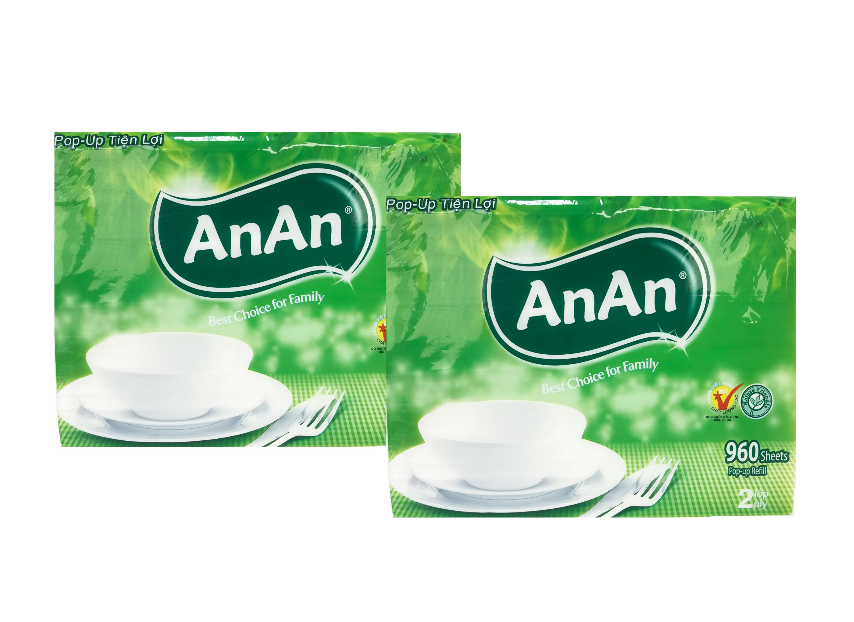 AnAn Pop-Up Refill