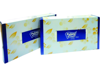 Pulppy Facial Box Suite