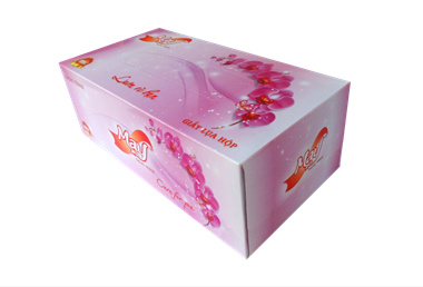 May Facial Box Tissue